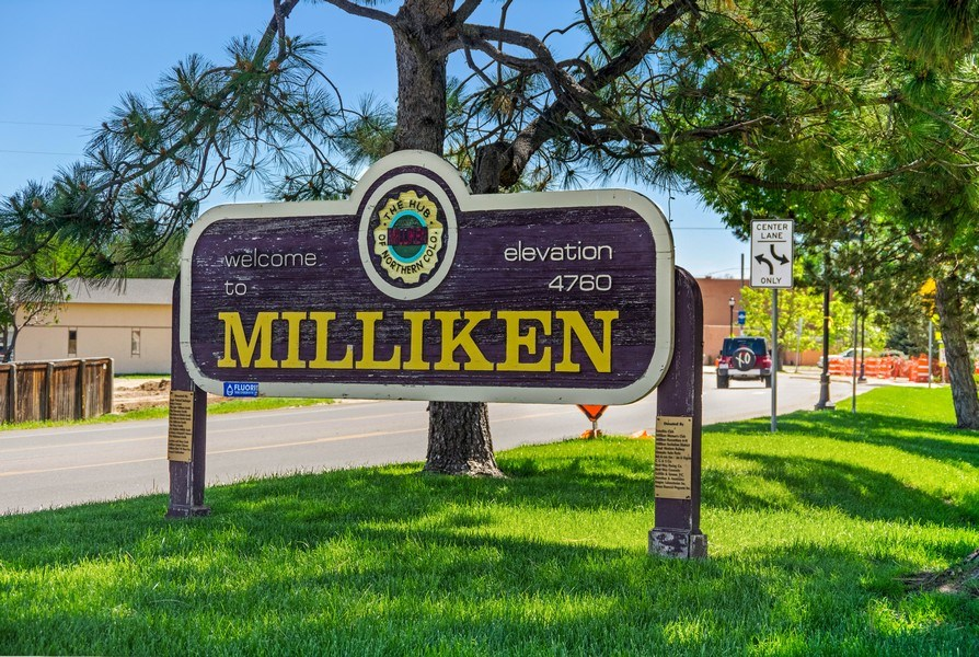 Real Estate Photography - 1051 Fairacres Ln, Milliken, CO, 80543 - Neighborhood