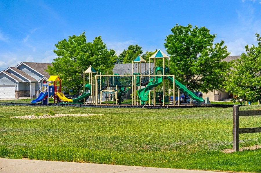Real Estate Photography - 1051 Fairacres Ln, Milliken, CO, 80543 - Community Park