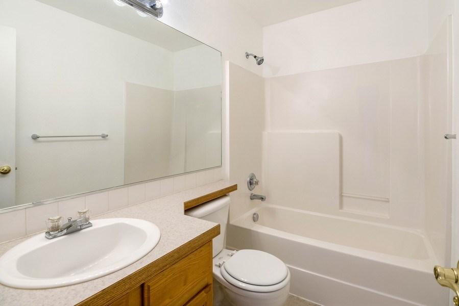 Real Estate Photography - 1051 Fairacres Ln, Milliken, CO, 80543 - 2nd Bathroom