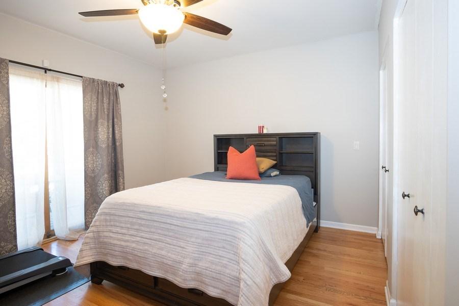 Real Estate Photography - 1136 N Morzart St, Chicago, IL, 60622 - Master Bedroom