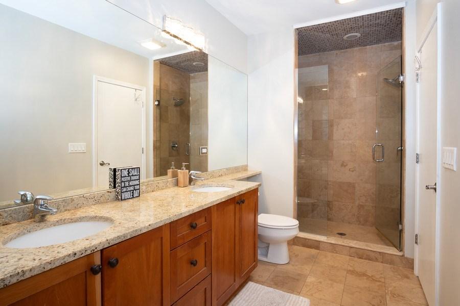 Real Estate Photography - 1136 N Morzart St, Chicago, IL, 60622 - Master Bathroom