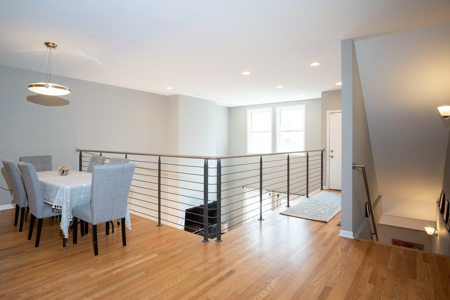 Real Estate Photography - 1136 N Morzart St, Chicago, IL, 60622 - Dining Area 2