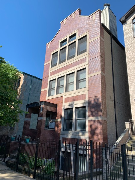 Real Estate Photography - 1136 N Morzart St, Chicago, IL, 60622 -