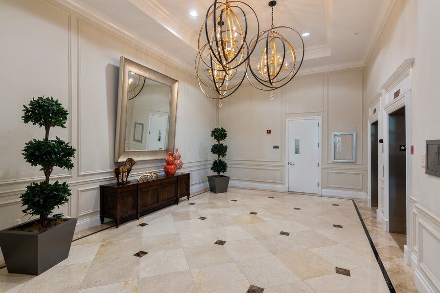 Real Estate Photography - 55 Merrick Way, Apt 503, Coral Gables, FL, 33134 - Lobby