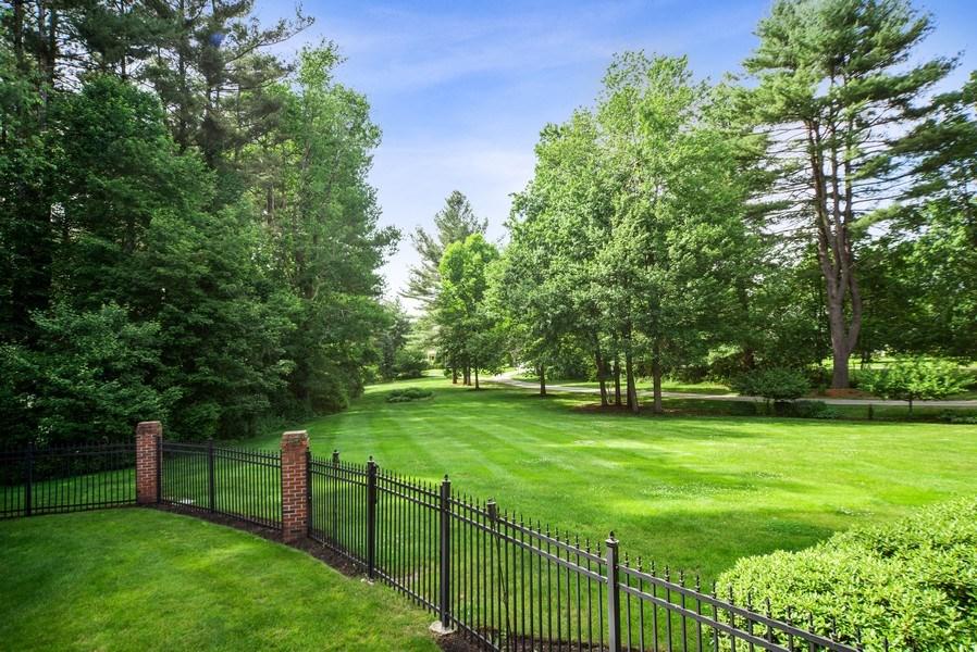 Real Estate Photography - 20 Autumn Ln, Bolton, MA, 01740 - Back Yard