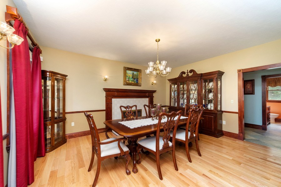 Real Estate Photography - 20 Autumn Ln, Bolton, MA, 01740 - Dining Room