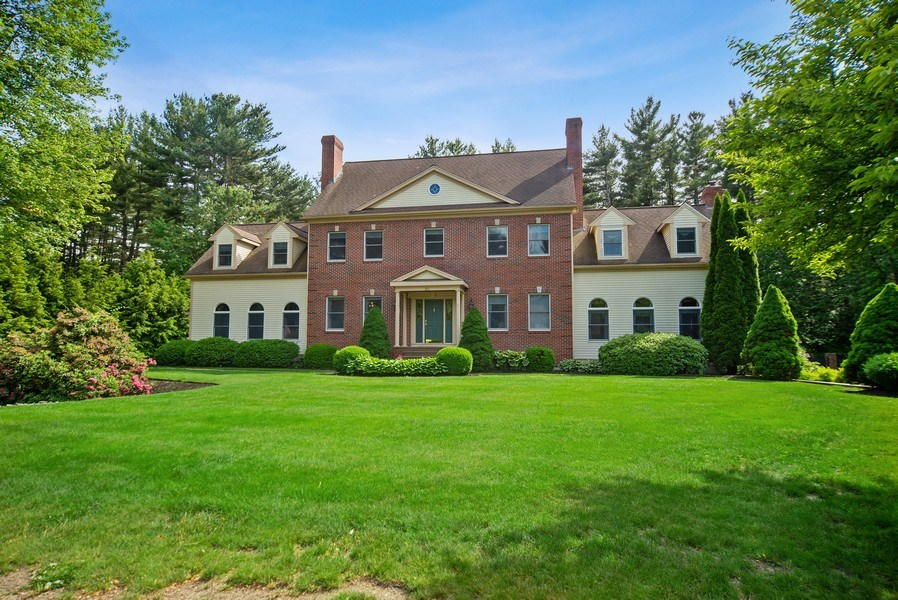 Real Estate Photography - 20 Autumn Ln, Bolton, MA, 01740 - Front View