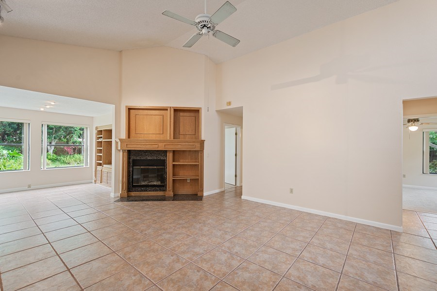 Real Estate Photography - 1908 Sandstone Place, Clearwater, FL, 33760 - Living Room