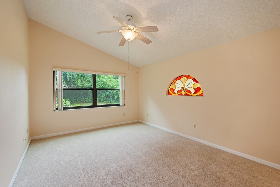 Real Estate Photography - 1908 Sandstone Place, Clearwater, FL, 33760 - Master Bedroom