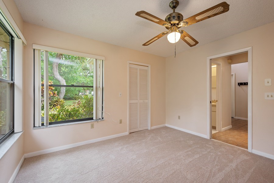 Real Estate Photography - 1908 Sandstone Place, Clearwater, FL, 33760 - 2nd Bedroom