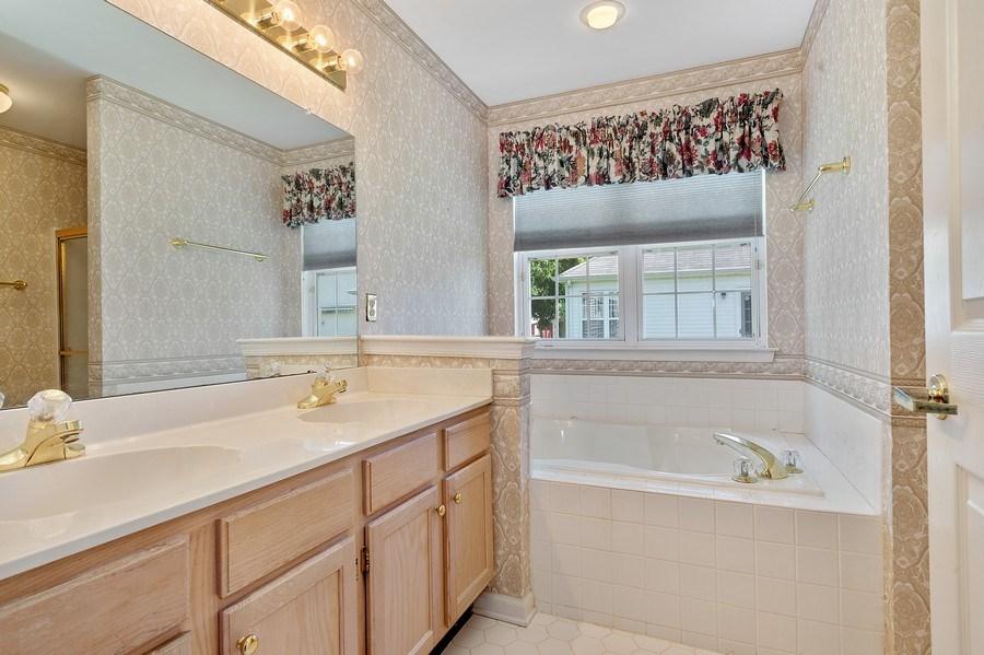 Real Estate Photography - 3 Pomeroy Court, Jackson, NJ, 08527 - Master Bathroom