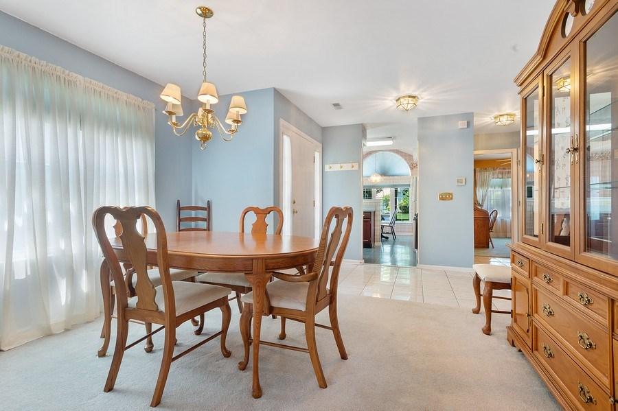 Real Estate Photography - 3 Pomeroy Court, Jackson, NJ, 08527 - Dining Room