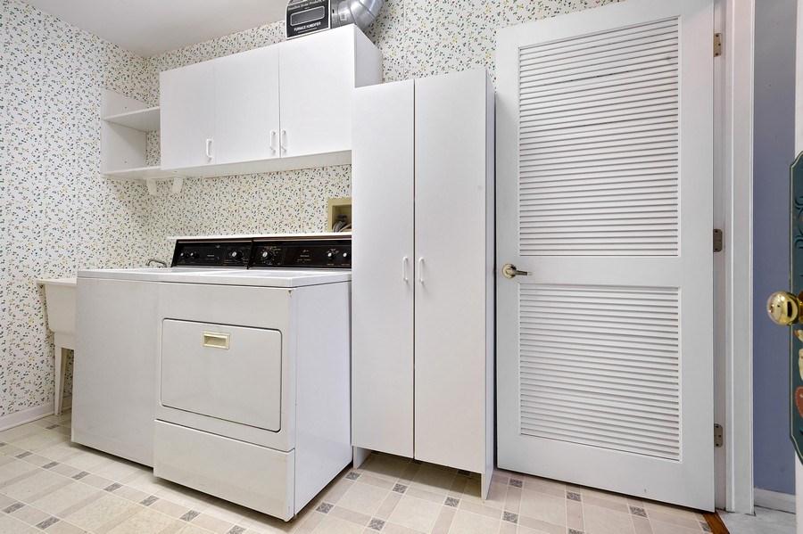 Real Estate Photography - 3 Pomeroy Court, Jackson, NJ, 08527 - Laundry Room