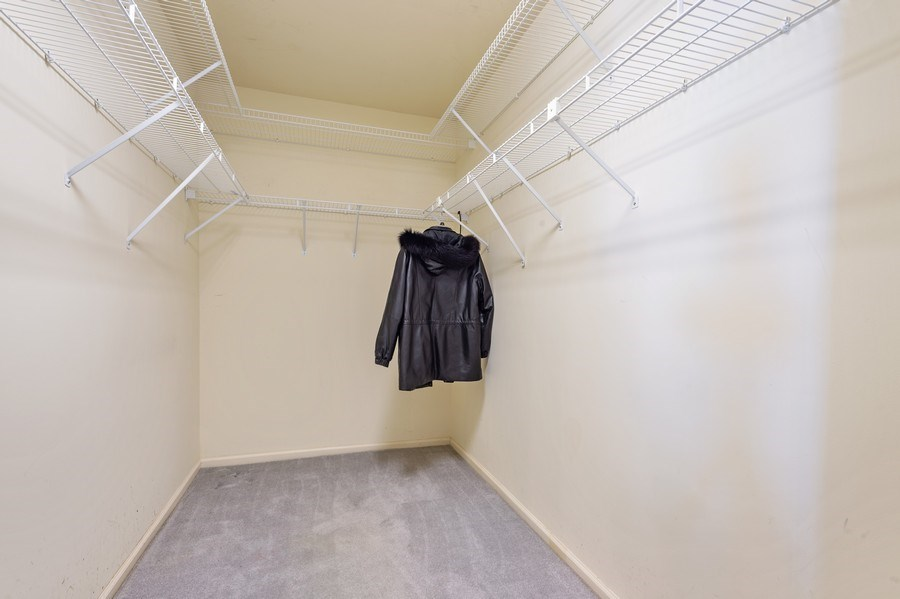Real Estate Photography - 3 Pomeroy Court, Jackson, NJ, 08527 - Master Bedroom Closet