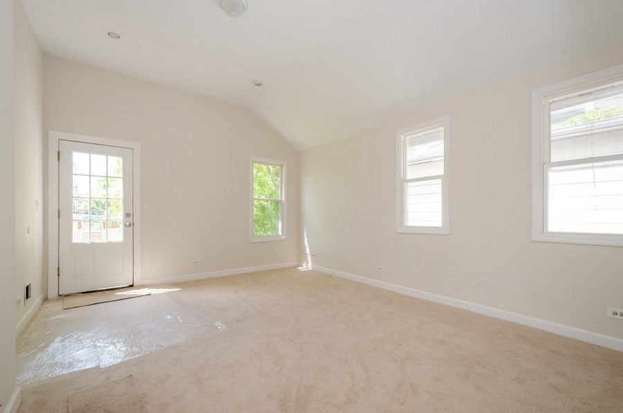 Real Estate Photography - 2026 Emerson Street, Evanston, IL, 60201 - Master Bedroom