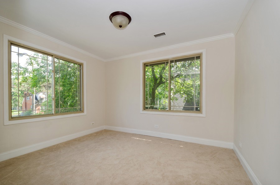 Real Estate Photography - 2026 Emerson Street, Evanston, IL, 60201 - 2nd Bedroom