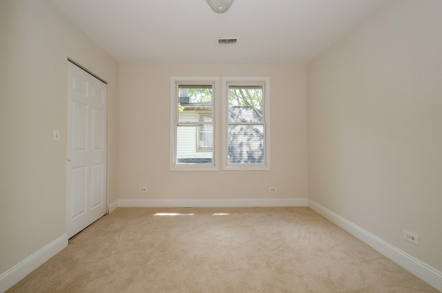 Real Estate Photography - 2026 Emerson Street, Evanston, IL, 60201 - 3rd Bedroom