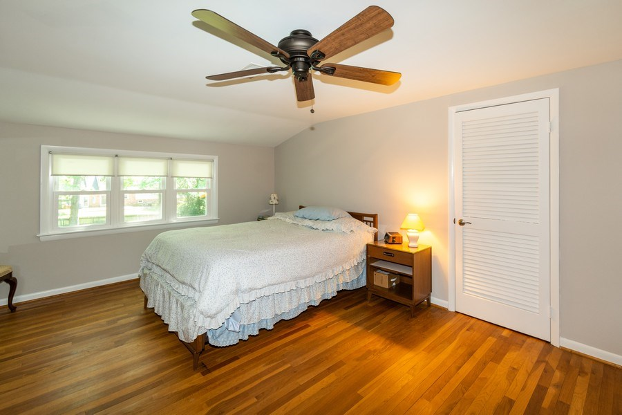 Real Estate Photography - 1911 Cool Spring Drive, Alexandria, VA, 22308 - Master Bedroom