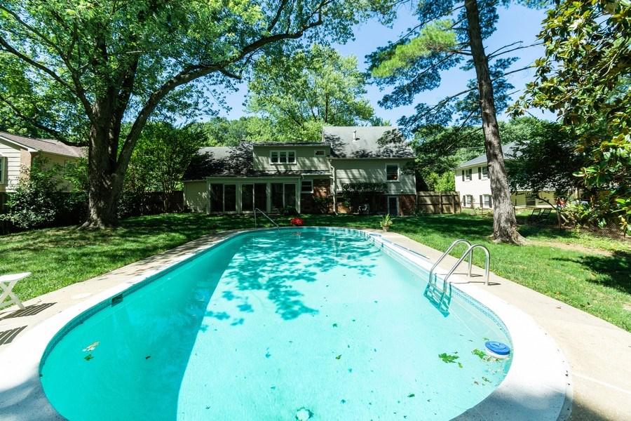 Real Estate Photography - 1911 Cool Spring Drive, Alexandria, VA, 22308 - Pool
