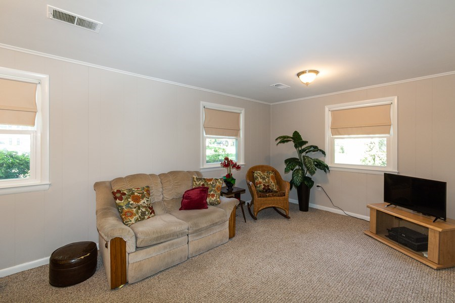 Real Estate Photography - 1911 Cool Spring Drive, Alexandria, VA, 22308 - Family Room