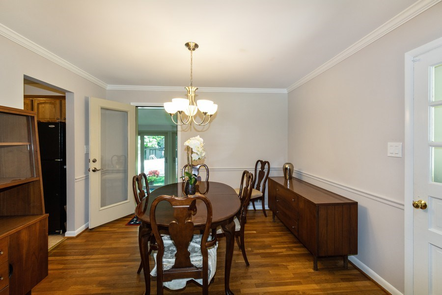 Real Estate Photography - 1911 Cool Spring Drive, Alexandria, VA, 22308 - Dining Room