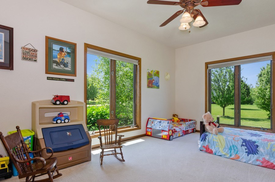 Real Estate Photography - 17801 Springbrook Circle, Union, IL, 60180 - 2nd Bedroom
