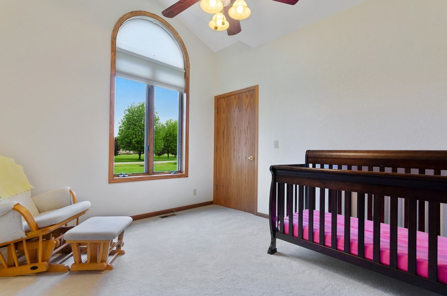 Real Estate Photography - 17801 Springbrook Circle, Union, IL, 60180 - 3rd Bedroom