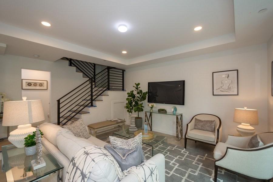 Real Estate Photography - 722 NE 15th Ave #1, Fort Lauderdale, FL, 33304 - Living Room