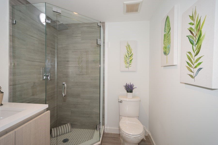 Real Estate Photography - 722 NE 15th Ave #1, Fort Lauderdale, FL, 33304 - 3rd Bathroom