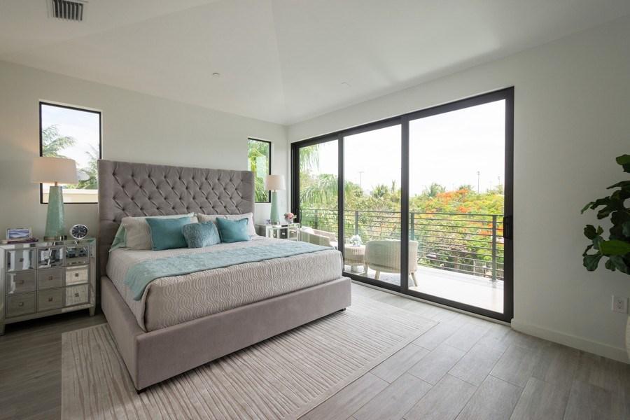 Real Estate Photography - 722 NE 15th Ave #1, Fort Lauderdale, FL, 33304 - Master Bedroom