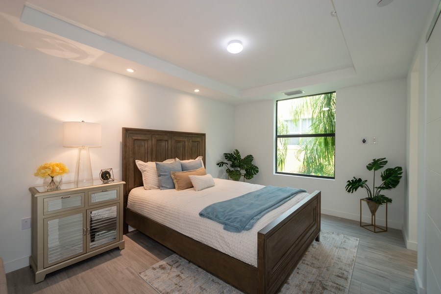 Real Estate Photography - 722 NE 15th Ave #1, Fort Lauderdale, FL, 33304 - 3rd Bedroom