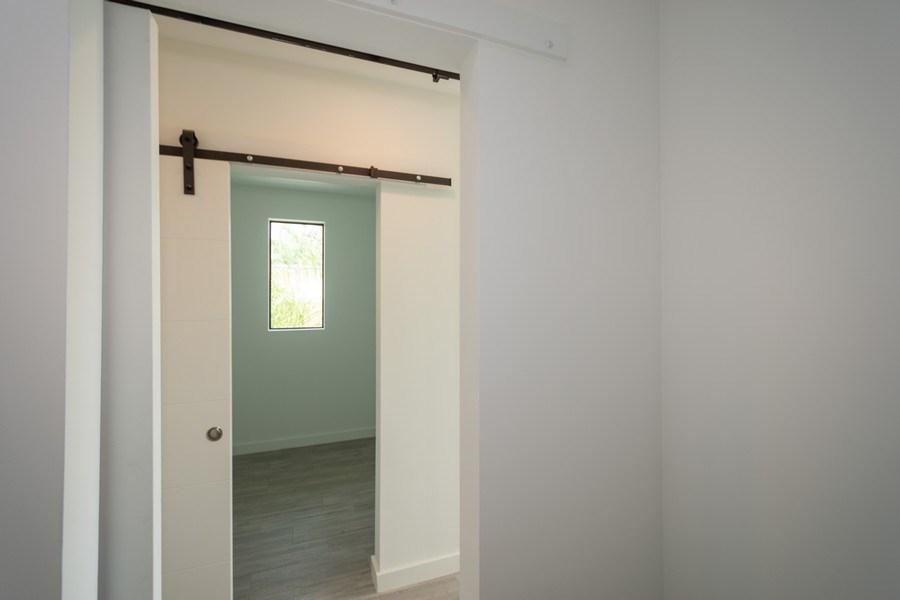 Real Estate Photography - 722 NE 15th Ave #1, Fort Lauderdale, FL, 33304 - Master Bedroom Closet
