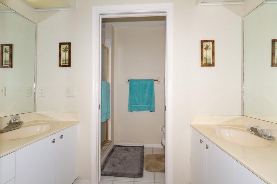 Real Estate Photography - 1070 Marblehead Dr, Naples, FL, 34104 - Master Bathroom