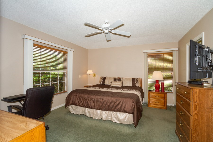Real Estate Photography - 1070 Marblehead Dr, Naples, FL, 34104 - Master Bedroom