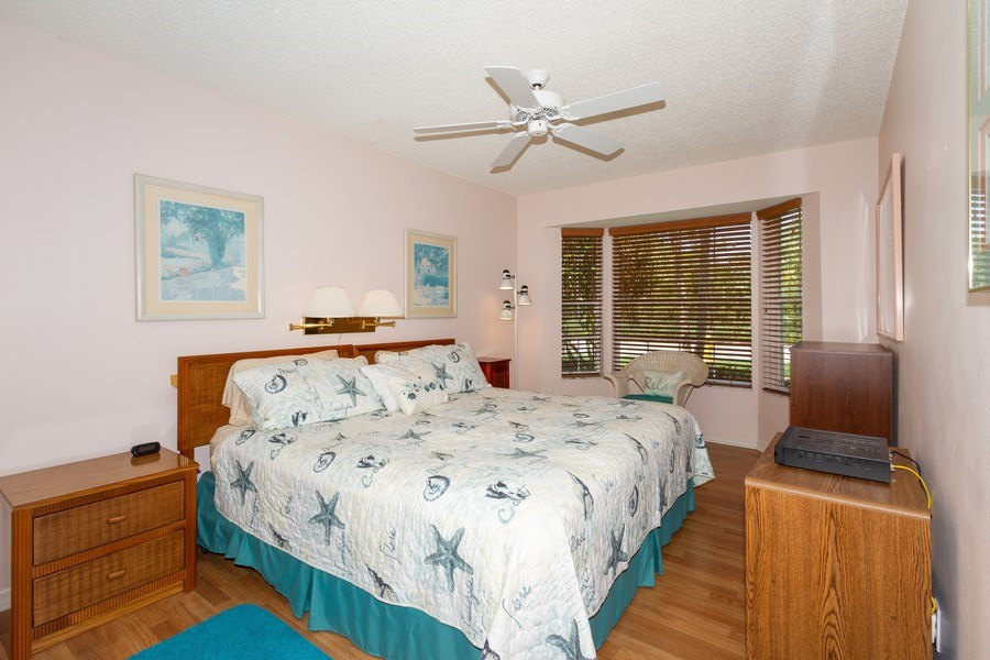 Real Estate Photography - 1070 Marblehead Dr, Naples, FL, 34104 - Bedroom