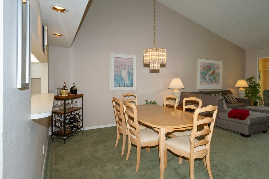 Real Estate Photography - 1070 Marblehead Dr, Naples, FL, 34104 - Dining Room