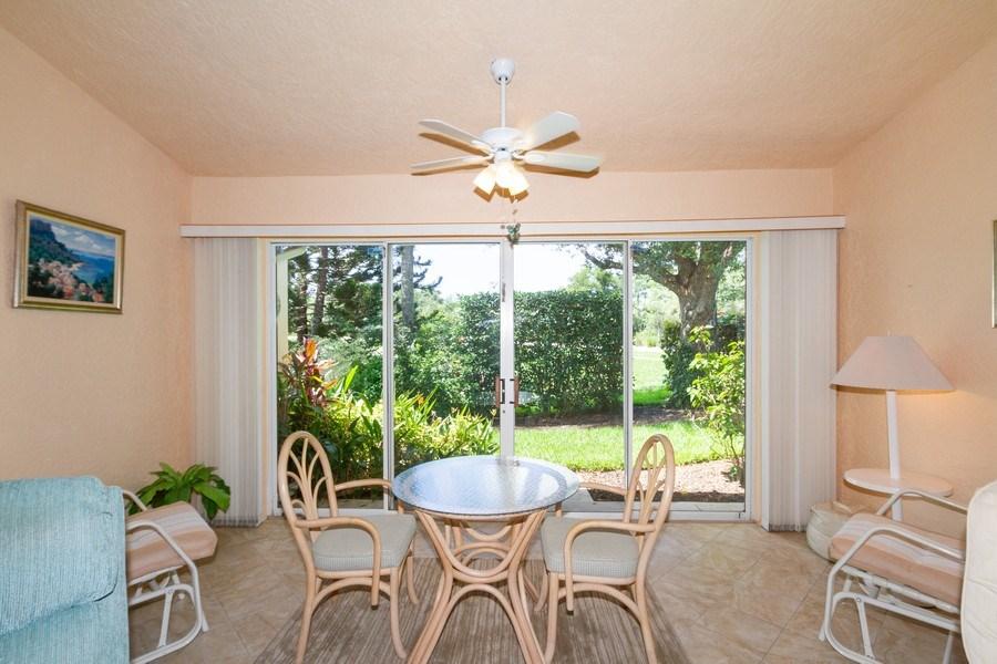 Real Estate Photography - 1070 Marblehead Dr, Naples, FL, 34104 - Lanai