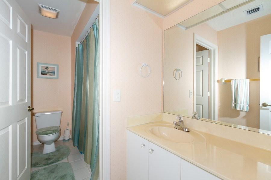 Real Estate Photography - 1070 Marblehead Dr, Naples, FL, 34104 - Bathroom