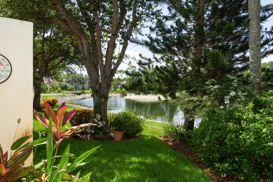 Real Estate Photography - 1070 Marblehead Dr, Naples, FL, 34104 - Patio