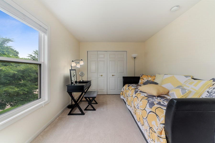 Real Estate Photography - 583 Donna Ave, Aurora, IL, 60505 - 3rd Bedroom
