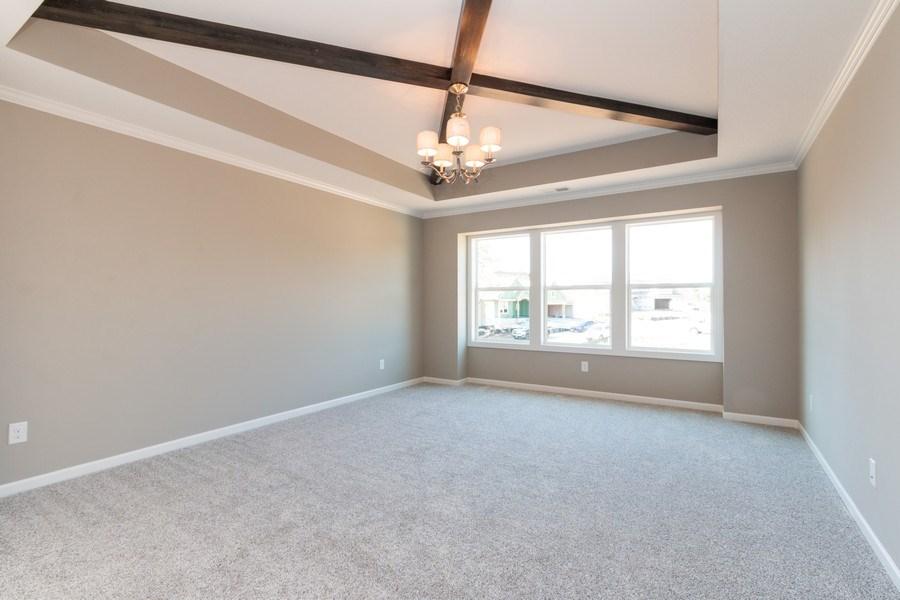 Real Estate Photography - 21601 W 93rd Ter, Lenexa, KS, 66220 - Master Bedroom
