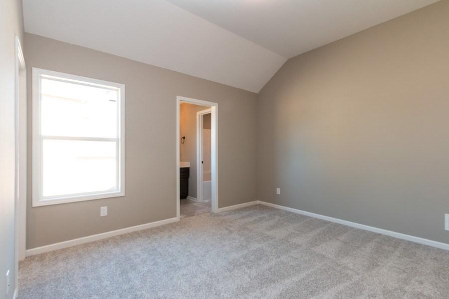 Real Estate Photography - 21601 W 93rd Ter, Lenexa, KS, 66220 - Bedroom