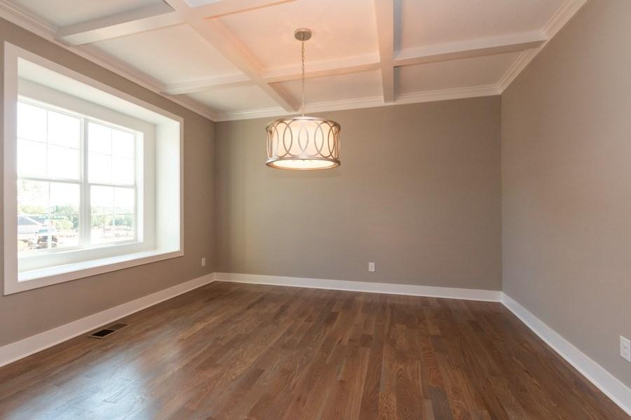 Real Estate Photography - 21601 W 93rd Ter, Lenexa, KS, 66220 - Dining Room