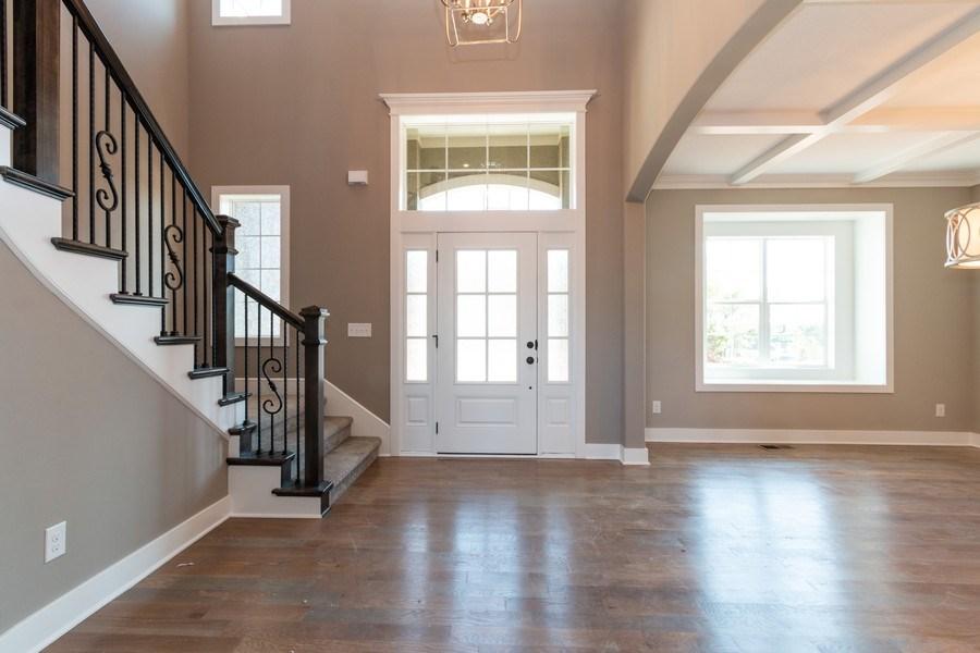 Real Estate Photography - 21601 W 93rd Ter, Lenexa, KS, 66220 - Foyer