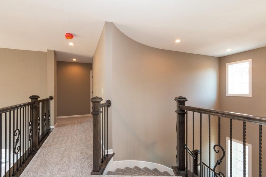 Real Estate Photography - 21601 W 93rd Ter, Lenexa, KS, 66220 - Hallway
