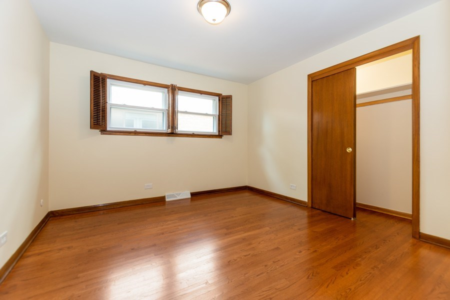 Real Estate Photography - 6154 W 64th Pl, Chicago, IL, 60638 - 2nd Bedroom