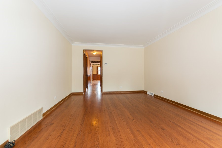 Real Estate Photography - 6154 W 64th Pl, Chicago, IL, 60638 - Living Room