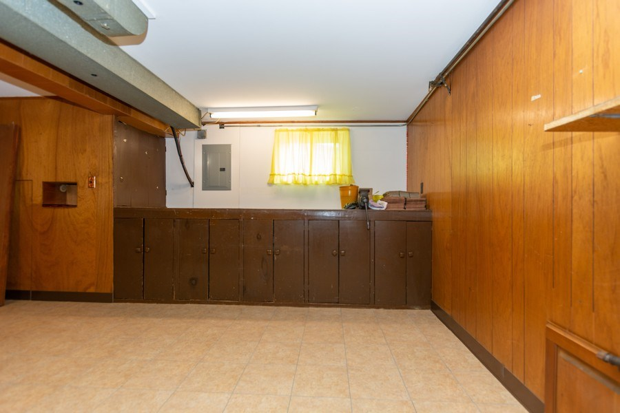 Real Estate Photography - 6154 W 64th Pl, Chicago, IL, 60638 - Basement