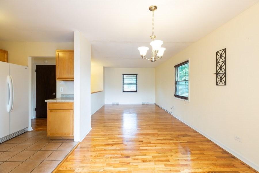 Real Estate Photography - 3009 Hopkins St, Steger, IL, 60475 - Living Room