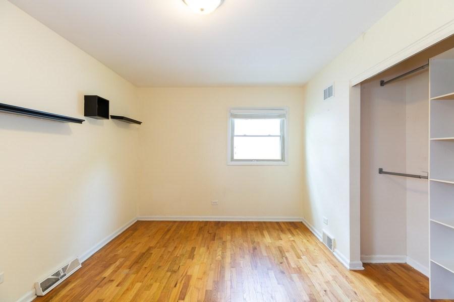 Real Estate Photography - 3009 Hopkins St, Steger, IL, 60475 - Bedroom